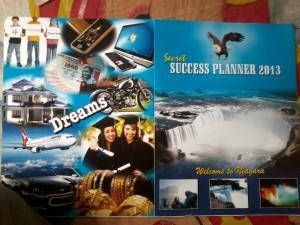 YEAR PLANER 2013